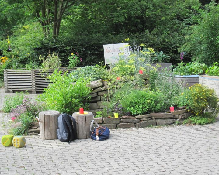 Eco-pedagogical school in Karlsruhe